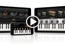 IK Multimedia updates iGrand Piano and iLectric Piano,  studio-quality acoustic and electric piano apps for iOS