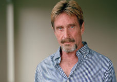Cyber Security Expert John McAfee to Address NAB Show Technology Luncheon
