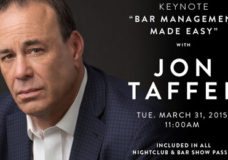 Jon Taffer Keynote: Bar Management Made Easy