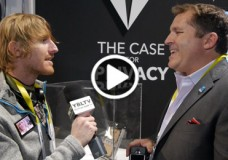 Co-founder and CEO of Vysk, Victor Cocchia chats with YBLTV Anchor, Eric Sheffield at the 2015 International CES.