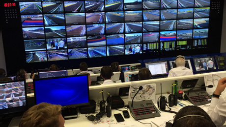 Riedel Builds Massive Communications Network at Sochi Autodrom for Russia's First F1 Grand Prix Race
