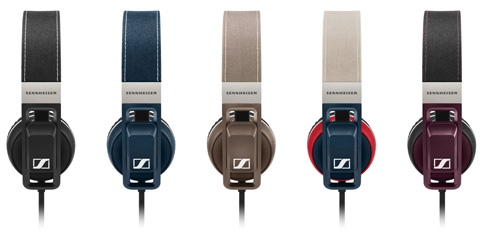 Sennheiser's URBANITE range impressed the jury with its minimalistic, urban design.