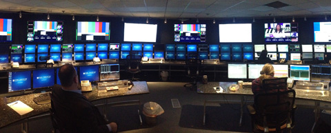 The Switch - New York City Network Operations Center