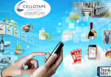 Cellotape's Smart Products - Integrated with NFC/RFID technology