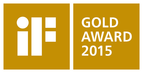 One of the outstanding submissions of the competition, Sennheiser's URBANITE range received the iF gold award.