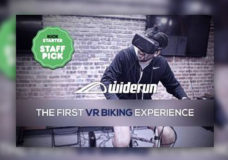 Widerun: Bicycle Training Enters VR - On Kickstarter Now