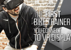 Bicycle Training Enters VR - Coming to Kickstarter March 16th. Image Courtesy: Widerun.