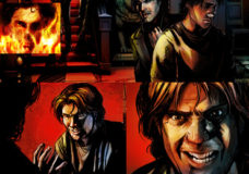 "Gabriel Knight: Sins of the Fathers Free Comic Book ""The Temptation"" Final Chapter Releases Today. Gabriel Knight and Gabriel Knight: Sins of the Fathers are registered trademarks of Activision Publishing, Inc. All rights reserved."