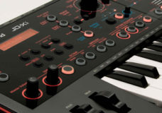 Roland's new JD-Xi synth.