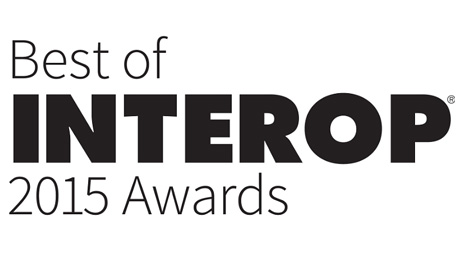 Interop Las Vegas 2015's Best of Interop Awards recognize innovation and technological advancements in nine technology categories. (PRNewsFoto/UBM Tech)
