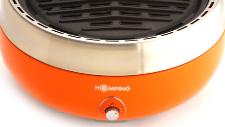 The Nearly Smokeless Grill Unveiled At The National Hardware Show