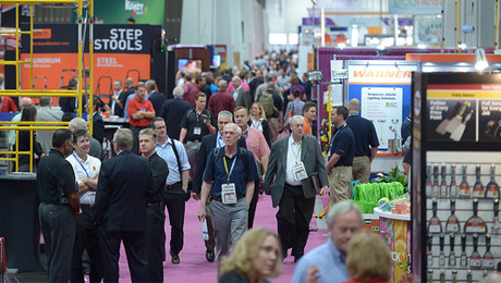 The Show Floor Gets a New Look at the National Hardware Show®