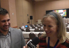 451 Research's, Senior Analyst, Mobile Payments, Jordan McKee chats with YBLTV Anchor, Erika Blackwell at Interop 2015.
