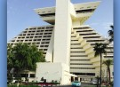 The Sheraton Doha has deployed one of the largest wireless conference and translation systems in the Middle East