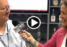 Bob McBride, Sales Manager, Beverage Control Systems for Automatic Bar Controls, Inc. chats with YBLTV Anchor, Brandy Falconer at the 2015 Nightclub & Bar Show.