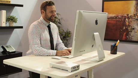 Reimagine The Office Desk