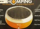 The Homping Grill at the 2015 National Hardware Show.