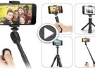 IK Multimedia introduces iKlip Grip, the multifunctional smartphone video stand with Bluetooth shutter control