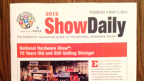 National Hardware Show® Kicks Off in Grand Style - YOUR BIZ LIVE