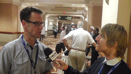 Ping Identity's, Senior Technical Architect, Paul Madsen chats with YBLTV Anchor, Eric Sheffield at Interop 2015.