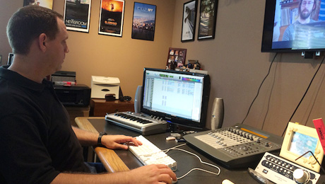 """Pro Sound Effects Presents: """"How I Work"""" With David Barbee"""