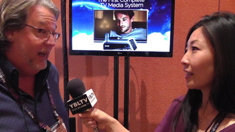 Rabbit TV Plus / FreeCast, Inc., CEO, William Mobley chats with YBLTV Contributing Guest Reporter, Gar-Ye Lee.