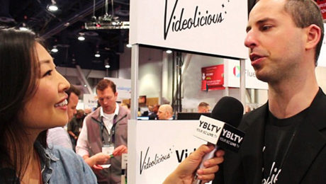 CEO and Founder of Videolicious, Matt Singer chats with YBLTV Contributing Guest Reporter, Gar-Ye Lee at NAB 2015.