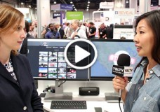 Stringr CEO and Co-Founder, Lindsay Stewart chats with YBLTV Contributing Guest Reporter, Gar-Ye Lee at the 2015 NAB Show.