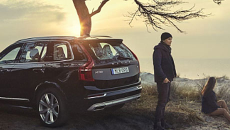 Volvo Cars and Avicii's love of Swedish calm and nature is clearly reflected in the new brand campaign. (PRNewsFoto/Volvo Car Group)
