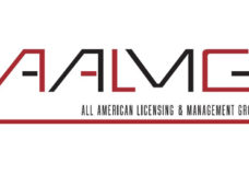 Restaurateur Jennifer Oz LeRoy Reacquires Tavern on the Green Trademark All-American Licensing & Management Group (AALMG) Logo.