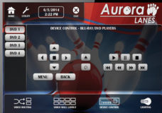 Aurora Multimedia Now Shipping QXT-700 Control Panel
