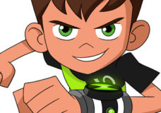 Cartoon Network Names Playmates Toys Global Partner for All-New Ben 10