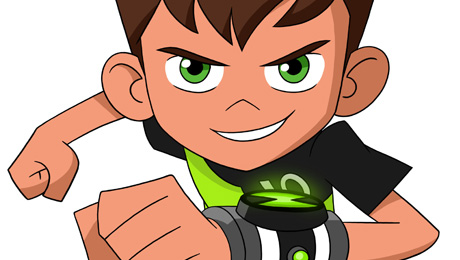 It's Hero Time! Cartoon Network Announces All-New Television Series for the Global Phenomenon Ben 10!  Worldwide Rollout Begins in 2016