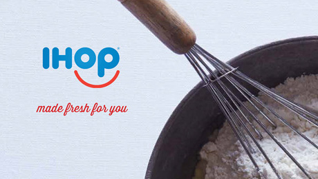IHOP Restaurants Put Smiles First With New Logo Launch