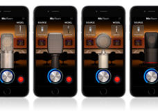 IK Multimedia Introduces Mic Room, the Powerful New Microphone-Modeling App for iPhone and iPad