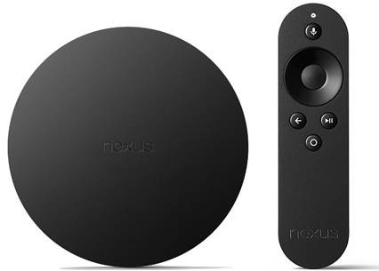 Exhibit 1: Nexus Player. Comprehensive Voice-Search Function Incorporating All Apps / Services Required For Truly Compelling User Experience