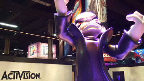 Activision Arrives at Licensing Expo 2015 With World-Class Line-Up of Powerhouse Properties