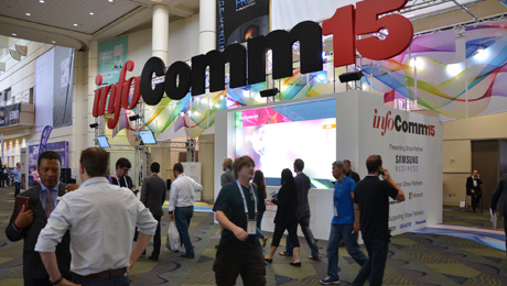 InfoComm 2015 Wows Record Number of Attendees