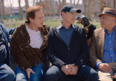 Season Two of the Emmy-Nominated AOL Original Series Park Bench With Steve Buscemi Returns on June 18th