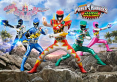Unleash the Power! Saban Brands Unveils Saban's Power Rangers Dino Super Charge As Title for the Next Season of the Iconic Franchise