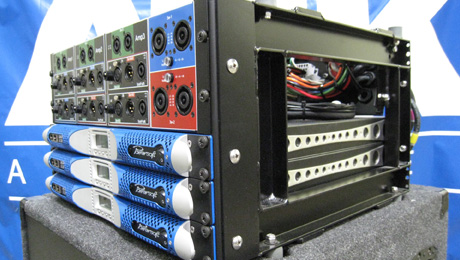ATK Audiotek Keeps Powersoft at the Core of its Audio Systems, with Purchase of 48 K10 DSP+AESOP Amplifiers