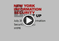 HYPR Live Demo at NY InfoSec Meetup