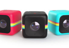 The New Polaroid Cube+™ Lifestyle Action Camera Will Begin Shipping End of August