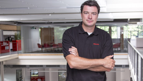 Riedel Communications Names Peter Robberechts Its Sales Manager for Belgium