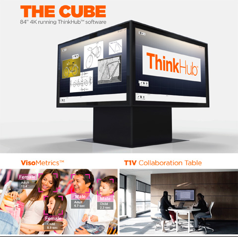 ThinkHub Named to Top 10 Disruptors of InfoComm15 by rAVe Pubs
