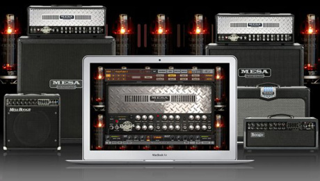 IK Multimedia and Mesa Engineering announce AmpliTube MESA/Boogie for Mac/PC