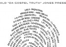 "Gerald ""Da Gospel Truth"" Jones Unveils Album Cover and Offical Street Date For the Independent Spirit Project 
