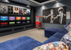 Elite Screens Takes Gold in the Under $25 Best Home Theater Category