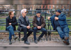Don't Miss This Week's Episode of AOL's Park Bench With Steve Buscemi Featuring Jim Jarmusch