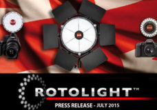 Rotolight Announces New Distribution Deal Down Under!